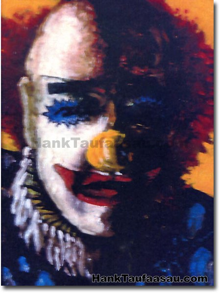 Bonkers - Hawaii Fine Art by Hank Taufaasau